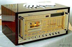 Nakamichi 1000 ZXL - www.remix-numerisation.fr - Rendez vos souvenirs durables ! - Sauvegarde - Transfert - Copie - Restauration de bande magnétique Audio