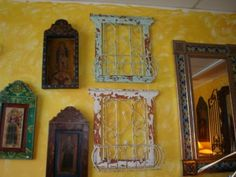 Home Decor - Visit our rustic furniture store in Houston, Texas, for custom designed furniture, Mexican art, pottery, and original artwork.