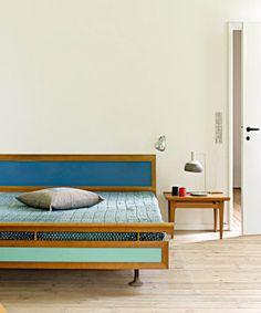 Une chambre au design épuré