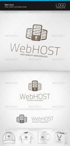 Web Host Logo   $29