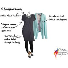 O shape dressing by imogenl on Polyvore featuring Joules, M&Co and DANNIJO