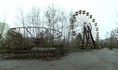 Fantástico vai a Chernobyl 30 anos depois do desastre nuclear