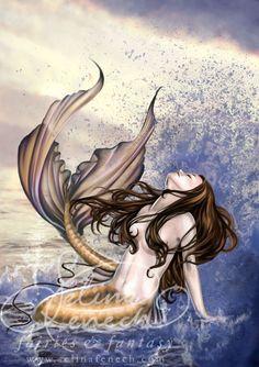 Selina Fenech Mermaid Art   ... - Mermaids @ Selina Fenech – Fairy Art and Fantasy Art Gallery