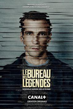 'Le Bureau des Légendes' campaign shot by Billy & Hells • Florence Moll & Associée • Agent de photographes