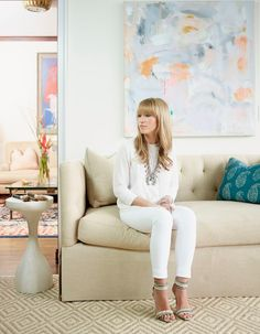 Clary Bosbyshell of Margaux Interiors Limited