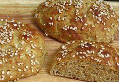 Paleo-LCHF prehrana Anita Šupe | Lepinje sa sezamom i siromPaleo-LCHF prehrana Anita Šupe
