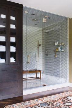 Interesting Shower Design Ideas - 33 Photos 28