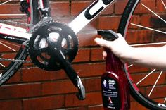 Don't leave it any longer, it's time to get cleaning your steed ahead of winter.