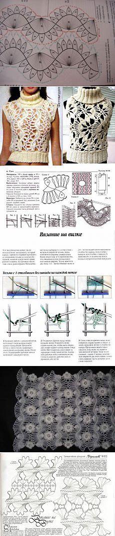 вязание на вилке | Записи в рубрике вязание на вилке | Дневник домоправительницы