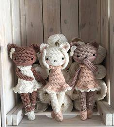 amigurumi-chat-nouveau-ne-crochet-ballerine-chat-minou-jouet-bebe-cadeau/ - The world's most private search engine Chat Crochet, Crochet For Kids, Crochet Dolls, Amigurumi Patterns, Amigurumi Doll, Crochet Patterns, Newborn Crochet, Crochet Baby, Crochet Gifts