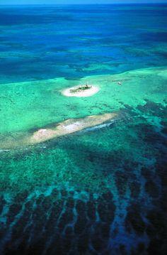 Xcalak y Mahahual son puerta de entrada al atolón más grande de México