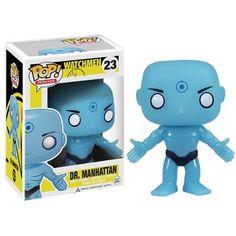 Funko Pop Dr. Manhattan Watchmen
