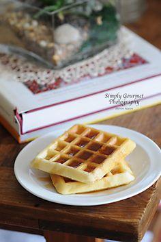 142. Gluten Free Waffles | Simply Gourmet