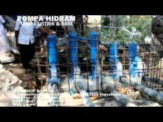 Hydraulic Ram  Pump   Merotai Tawau - YouTube