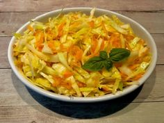 ** Kitchen Cheat Sheets, Polish Recipes, Polish Food, Asian Recipes, Ethnic Recipes, Coleslaw, Thai Red Curry, Cabbage, Good Food