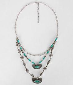 Daytrip Stone Necklace #buckle #fashion #necklace www.buckle.com