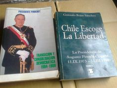 Libros del General Don Augusto Pinochet Ugarte Chile, Great Leaders, Diana, Books, Augusto Pinochet, Allegiant, Journaling, Military, Historia