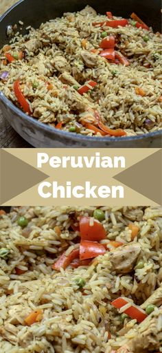 This is an amazing one-pot dish for a Peruvian inspired chicken recipe. The spice and flavour combination will be unlike anything you've tried before! High Protein Recipes, Protein Foods, Healthy Recipes, Peruvian Chicken, Watermelon Nutrition Facts, One Pot Dishes, Chicken Recipes, Favorite Recipes, Inner Circle