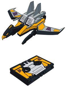 Buzzsaw - Decepticon Transformers Soundwave, Transformers Characters, Gi Joe, Transformers Generation 1, Transformer 1, Transformers Collection, Retro, Transformers Masterpiece, Cartoon Tv