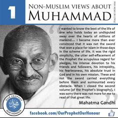 If only people were to truly learn what prophet Mohammed was like, they'd love him. Sadly, so many people are spreading hatred about him, a lot of people have the wrong image.