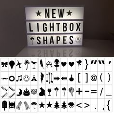 Want to add some fun to your lightbox instead of just text