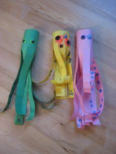 ocean crafts preschool - Google Search
