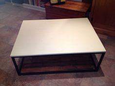Coffee table Decor, Elm Coffee Table, Table, Furniture, Home Decor, Coffee Table