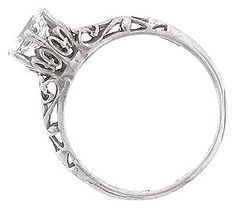 Looking for ideas to remake my rings I like this
