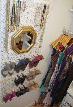 Best 25+ Shoe Organizer Closet Ideas On Pinterest | Shoe Organizer, Shoe  Organizer For Closet And Shoes Organizer