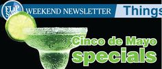Full of Cinco de Mayo specials in York, Pa. Sign up for the FlipSide newsletter: http://www.flipsidepa.com/weekend