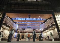 """Dallas City Performance Hall preps for September opening"" via BizJournals.com"