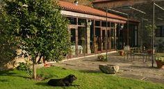 Casa Grande do Bachao, Santiago de Compostela. Se admiten #mascotas ¡ #GRATIS ! bajo petición previa. #Galicia #SienteGalicia