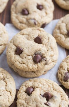 Mrs. Fields Oatmeal Chocolate Chip Cookies is one of my family's most beloved cookie recipes! Perfectly soft and chewy. This is one of the very first recipes I ever shared on my blog, waaaay back in August of 2010. Back in the day when I blogged just to share recipes with my extended family and …