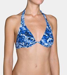 Capri Bikini-Oberteil mit Bügeln