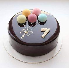 (notitle) - B : Deko Ideen Torten & Kuchen, Cake Decorating Designs, Cake Decorating Videos, Birthday Cake Decorating, Mini Cakes, Cupcake Cakes, Chocolate Cake Designs, Fancy Desserts, Healthy Desserts, Pretty Cakes