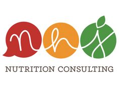 This is the typical nutrition logo stuff I see a lot that I'm not a fan off - don't like the colors or the attempt to work food into the logo