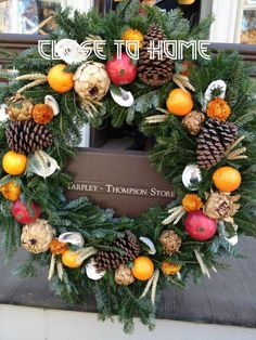 Christmas Wreathes of Colonial Williamsburg