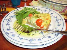 Eet goed, Voel je goed: Glutenvrije Vega Quiche