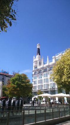 Madrid atraves del móvil
