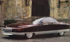 Cadillac Voyage z konce 80. let - měl parkovací kameru, LED světla a maximálku 320 km/h - Garáž.cz
