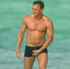 james bond craig muscles - Google Search
