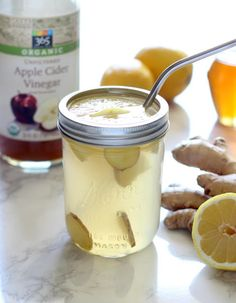 http://ift.tt/2kHeCTU  Ive got a short and sweet one for you today!You know I have been a long time lover of infused water anddetox drinksthat canhelp with bloating provide nutrients AND provide a little bit of flavor to your plain ol water.This Ginger Lemonade Detox Drink is one of my current favorites! I have been loving the spicy-ness from the ginger and it reminds me of fresh summer-time lemonade. YUM!  Know Your Ingredients:  Lemons not only aid in digestion and detoxification. The…