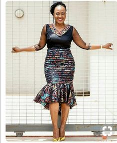the best and lovely Ankara styles that is making waves in the society,every Lady ought to try out this season Latest African Fashion Dresses, African Dresses For Women, African Print Dresses, African Print Fashion, Africa Fashion, African Attire, African Wear, African Women, African Traditional Dresses