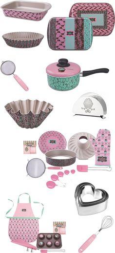 Cozinha - Blogs - Minha Casa Lindo os utensílios.