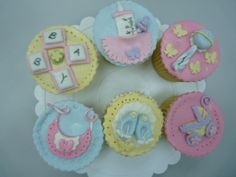 Baby+Shower+Cupcake+Cakes | Heavenly Cake Creations: Baby Shower Cupcake Class In ICCA Hartamas!
