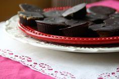 Freckled Italian: Recipe: Paleo Valentine's Day | Chocolate Hazelnut Cups    YES PLEASE.
