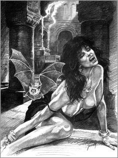Image result for sebastia boada pulp Comic Book Characters, Comic Books, Fictional Characters, Darkness Falls, Silver Surfer, Fantasy Art, Horror, Illustration Art, Creatures