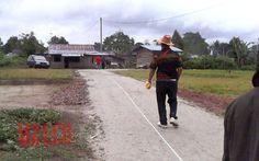 Proyek Jalan Siborongborong Masih Kurang Bagus