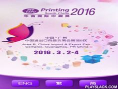 Printing South China  Android App - playslack.com ,  Located in Southern China for 23 year, Printing South China has become an international fair which coversprinting, packaging, labelling and packing products, showcases the latest technology and development trend of the print-to-pack industries. The show has devoted itself to provide printing and packaging companies a one-stop purchasing platform in assistance for their transformation and upgrading.Printing South China shall grandly move to…