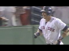 OAK@BOS: Canseco hits walk-off homer in the 14th - YouTube